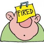 Backup plan if fired