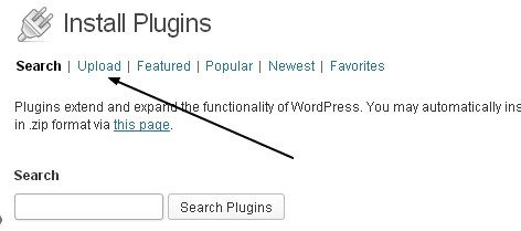 It is just as easy to add Wordress plugins manually
