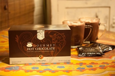 Is the Organo Gold Hot Chocolate healthy
