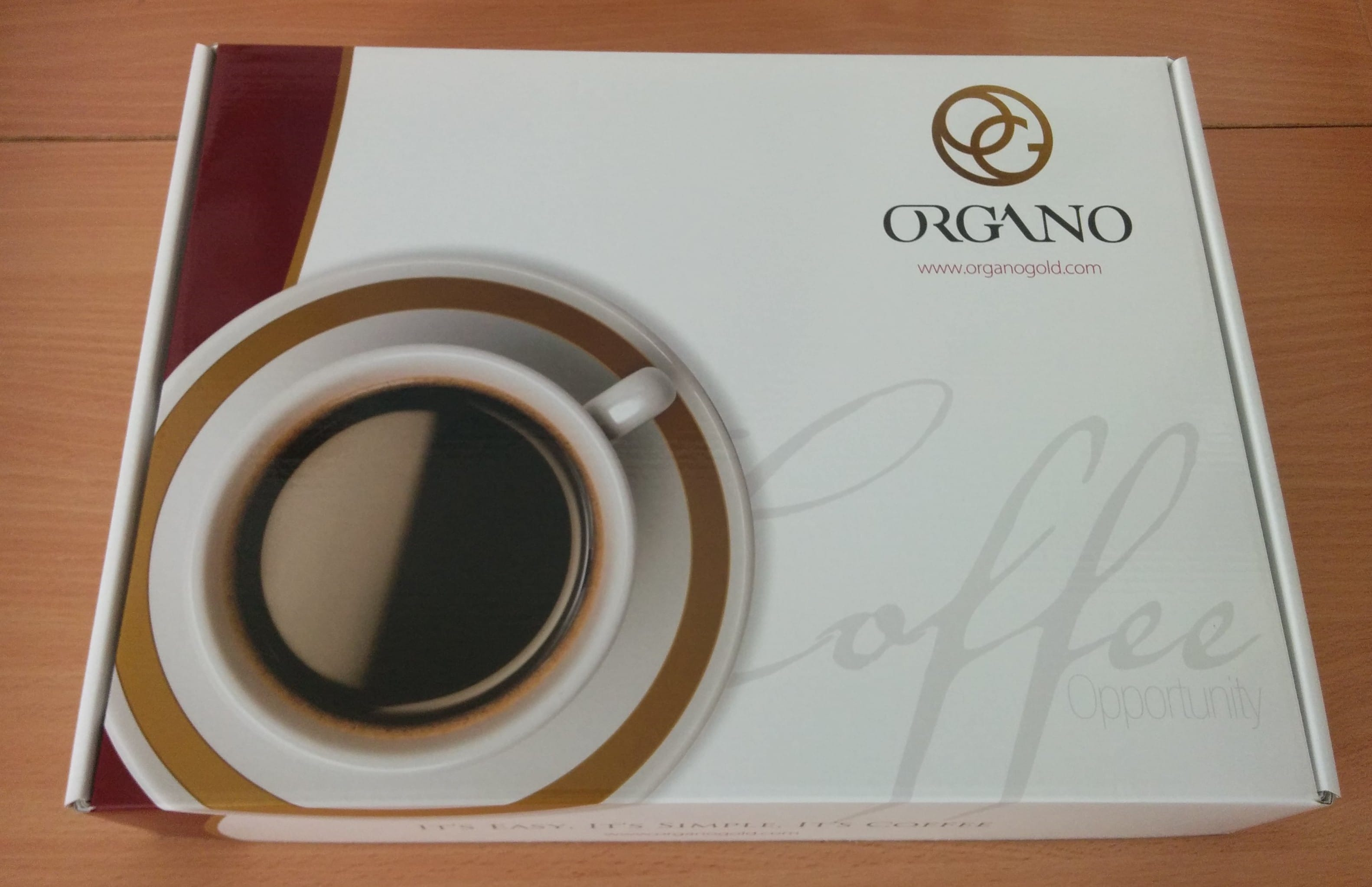 Organo Gold distributor kit
