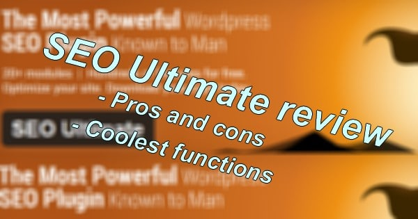 seo ultimate review