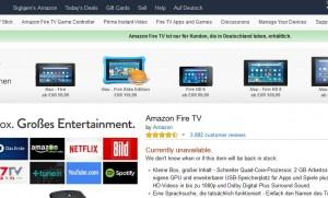 Amazon Germany in English