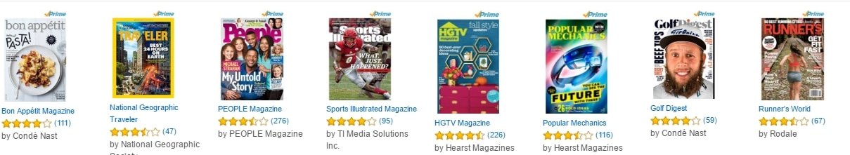 magazines-with-prime-reading