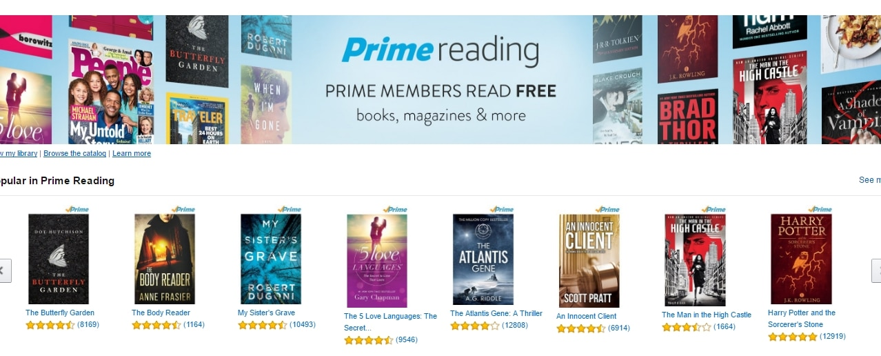 what-is-amazon-prime-reading