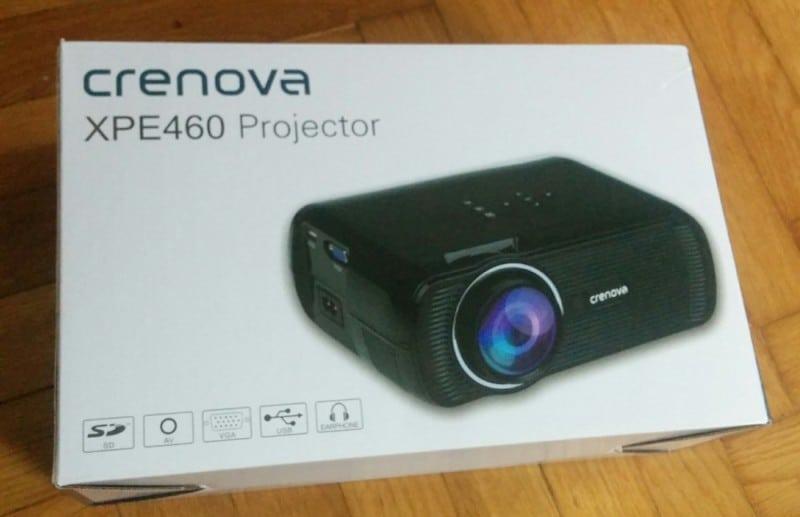 Crenova XPE460 box