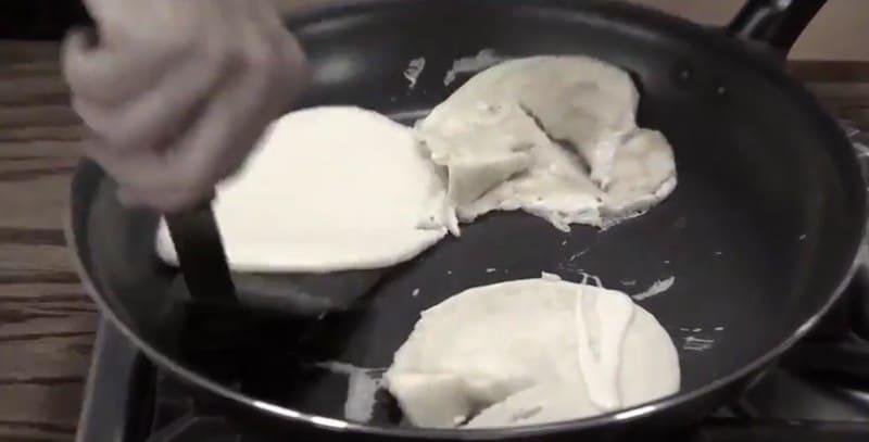 Making pancakes without Flippin Fantastic