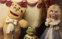 The Muppet Show in marzipan