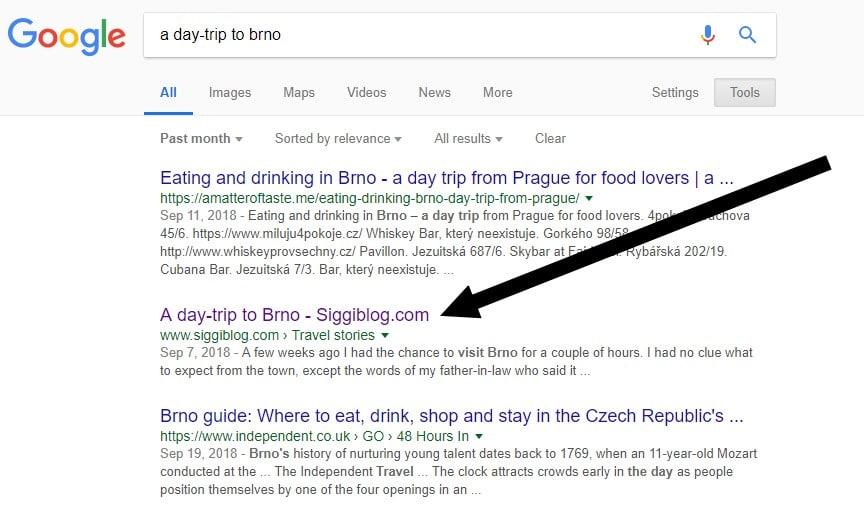day trip to brno