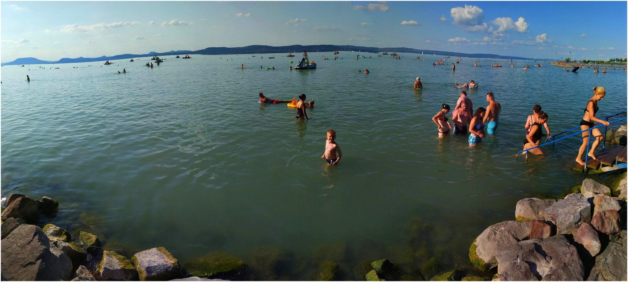 The fantastic Lake Balaton