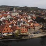 The beautiful city of Cesky Krumlov